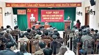 Nghi Lộc gặp mặt đảng viên người công giáo nhân dịp Giáng sinh 2017
