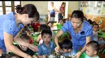 Thành phố Vinh chính thức triển khai thu tiền phục vụ bán trú mầm non