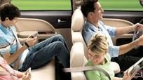 Từ 1/1/2018: Người ngồi ghế sau ôtô không thắt dây an toàn sẽ bị xử phạt
