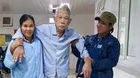 Phẫu thuật mạch máu cứu chân cho cụ ông 90 tuổi