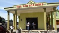 Nghệ An công nhận thêm 10 xã đạt chuẩn nông thôn mới