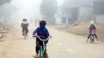 Ngày 21/12, Nghệ An tiếp tục có rét đậm diện rộng