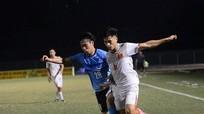 U21 Việt Nam đánh rơi chiến thắng trước Yokohama