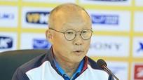 HLV Park Hang-seo muốn cùng Việt Nam tạo kỳ tích ở giải U23 châu Á