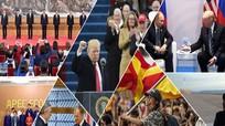 10 sự kiện quốc tế nổi bật năm 2017
