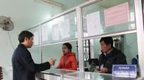 Nghĩa Đàn: Công chức kế toán vắng mặt tại trụ sở không có lý do