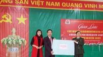Giao lưu kỷ niệm Ngày thành lập Quân đội nhân dân Việt Nam