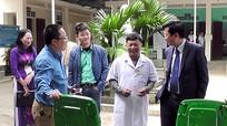 Thẩm định nông thôn mới tại 2 xã của Yên Thành