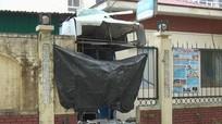 Nghệ An: Nổ banh cây ATM lúc rạng sáng, phòng bảo vệ rung chuyển