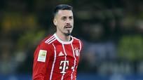 Tiền đạo tân binh của Bayern Munich ra mắt với số áo lạ