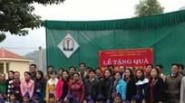 Hơn 250 chiếc áo ấm đến với học sinh huyện Kỳ Sơn