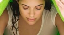 Tác dụng của xông hơi đối với da mặt