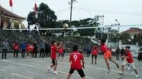 1393 vận động viên Thanh Chương tham gia Hội khoẻ Phù Đổng