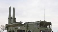 Nga thừa nhận Iskander khai hỏa ở Syria