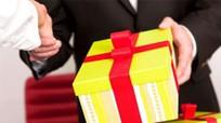 Ban Bí thư ra Chỉ thị nhắc lại quy định cấm biếu quà Tết lãnh đạo