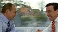 Cựu Thủ tướng Đức nói về tình bạn với Vladimir Putin