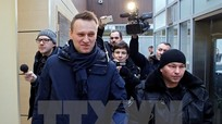 Nhân vật đối lập Aleksey Navalny ra tranh cử tổng thống Nga