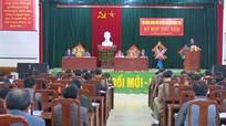 Anh Sơn, Đô Lương tiến hành kỳ họp HĐND huyện cuối năm