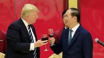 Những lãnh đạo nước ngoài nào thăm Việt Nam trong năm 2017?