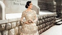 8 bộ váy lộng lẫy nhất năm 2017 của Lý Nhã Kỳ