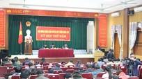 HĐND Con Cuông, Quỳ Châu tiến hành kỳ họp cuối năm