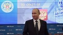 Putin nộp hồ sơ tái tranh cử