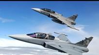 Sức mạnh đáng gờm của máy bay chiến đấu Thụy Điển