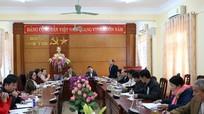 Đẩy mạnh tuyên truyền về giảm nghèo, đảm bảo an ninh biên giới ở Kỳ Sơn