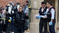 Tấn công khủng bố ở nhà thờ Ai Cập, 9 người chết