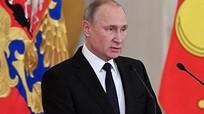 Tổng thống Putin chúc mừng các nhà lãnh đạo thế giới nhân dịp năm mới