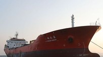 Hàn Quốc giữ thêm một tàu nghi chuyển dầu cho Triều Tiên