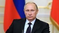 Tổng thống Nga gửi thông điệp mừng năm mới lãnh đạo Đảng, Nhà nước ta
