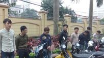 Diễn Châu xử phạt 106 đối tượng vi phạm luật giao thông