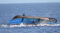 21 người thương vong do lật thuyền ở Indonesia