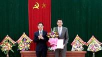 Phường Quang Tiến, thị xã Thái Hòa có tân Phó Bí thư Đảng ủy