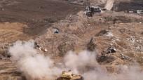 Syria thông báo 26 binh sĩ thiệt mạng do không kích của kẻ thù
