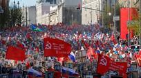 Nga phá âm mưu khủng bố trong lễ diễu hành kỷ niệm chiến thắng phát xít