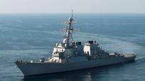 Mỹ điều 2 tàu chiến đến Biển Đông