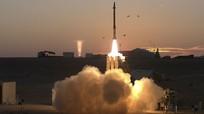 Israel tấn công tên lửa vào các mục tiêu ở Syria