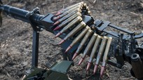 Hoa Kỳ trở thành nhà nhập khẩu chính của vũ khí xạ kích Ukraina năm 2017