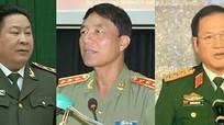 Bộ Chính trị cách chức các tướng Bùi Văn Thành, Trần Việt Tân