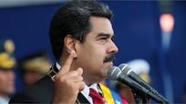 Tổng thống Venezuela bị tấn công khi đang phát biểu