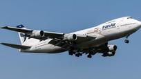 Iran nhập 5 máy bay Airbus trước giờ lệnh cấm vận của Mỹ có hiệu lực