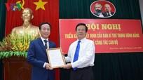 Phó Chủ tịch tỉnh Kon Tum giữ chức Phó Bí thư Đảng ủy Khối Các cơ quan Trung ương