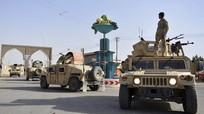 Khoảng 100 binh sỹ Afghanistan mất tích sau vụ tấn công Taliban