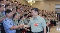 Chủ tịch Tập Cận Bình: Nỗ lực giải quyết xung đột của giới lãnh đạo đảng và quân đội