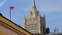 """Bộ Ngoại giao Nga: Trừng phạt do """"vụ Skripal"""" chỉ mang lại căng thẳng"""