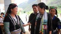 Bà Giàng Páo Mỷ được phê chuẩn giữ chức vụ  Bí thư Tỉnh ủy Lai Châu