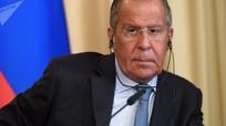 """Ngoại trưởng Sergei Lavrov: """"Hiện nay quan hệ Nga - Mỹ """"bị đầu độc"""""""