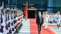 Thượng tướng Tô Lâm viết bài về Chủ tịch nước Trần Đại Quang